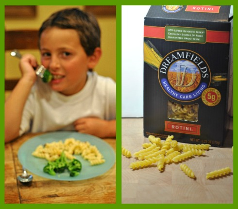 Kids Can't Be Fooled With Healthy Pasta