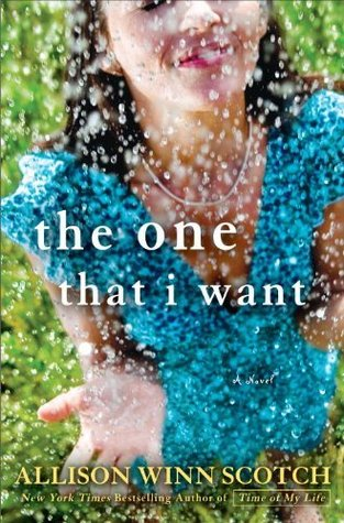 The One That I Want Novel