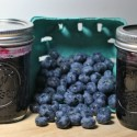 Blueberry Balsamic Jam and the Joys of Small Batch Canning