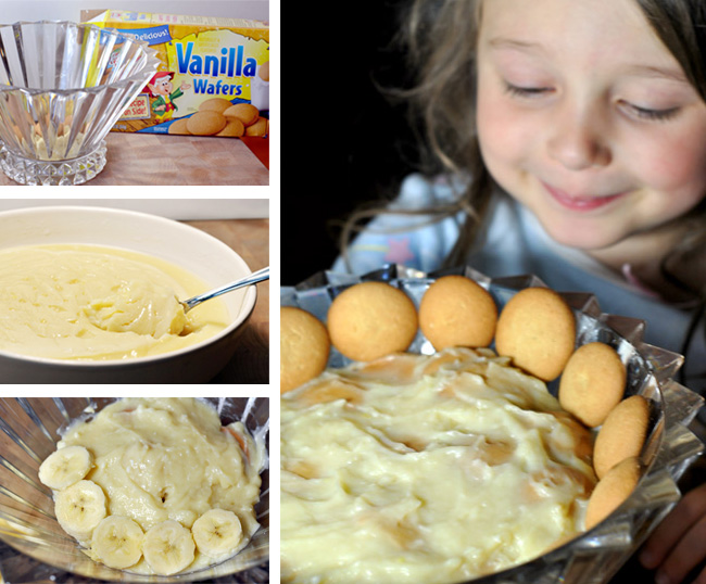 Snackpicks banana pudding