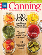 Special Interest BHG Canning Publication