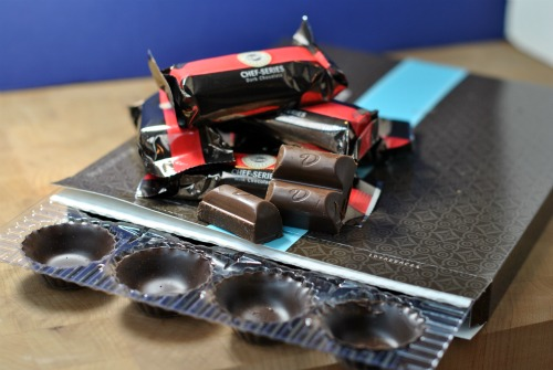 Small part of the Dove Chocolate Discoveries Giveaway Prizes