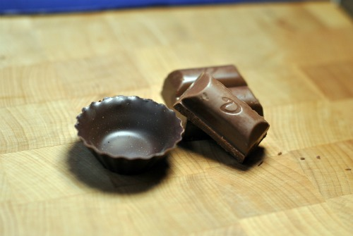 Miniature Dessert Cups by Dove