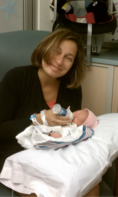 Feeding a preemie