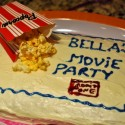 a Totally Cool Totally Tween Birthday Cake