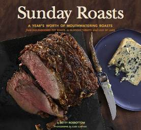 Cover of Sunday Roasts Cookbook