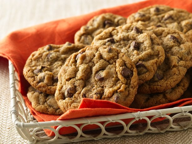 Whole Wheat Chocolate Chip Cookies by BettyCrocker.com.