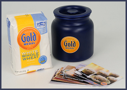 Gold Medal Flour Giveaway Prize