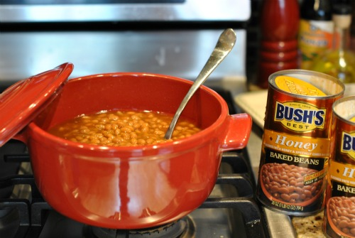Bush's Honey Baked Beans