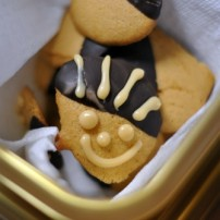 Chocolate Kissed Dulce de Leche Cookies: my Great Food Blogger Cookie Swap Reveal