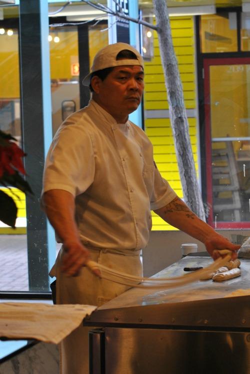 Hing Kee Restaurant Noodle Maker