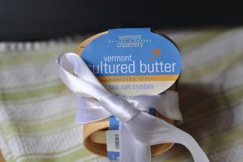 amazing vermont butter