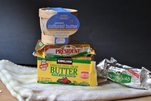 butter selection