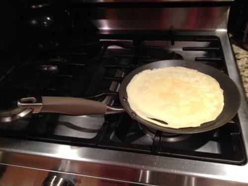 anolon bronze pan