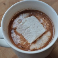 Beat Back the Winter Gray with Nutella Hot Chocolate
