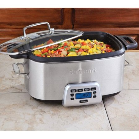 Fancy Cuisinart Slow Cooker