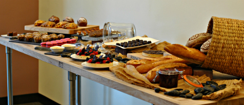 Pastry Camp Buffet
