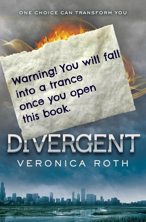 Divergent: the Must Read Book of the Summer