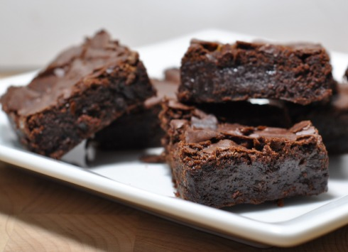 Browned Butter Brownies - need I say more?