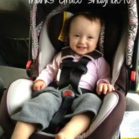 Graco Snugride 40 Review and Giveaway