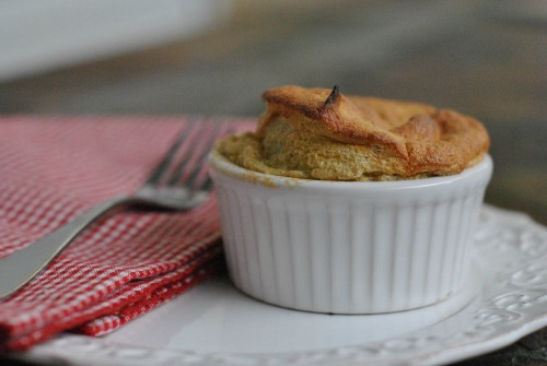 Give Fall a Tropical Kiss with Mango Souffle