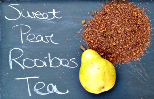 Tealightful Sweet Pear Rooibos Tea