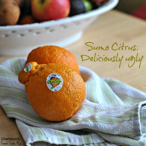 Sumo Oranges Citrus