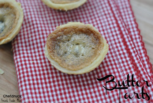 Butter Tarts: a Newfound Love