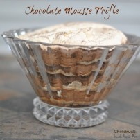 Chocolate Mousse Trifle: Magical Desserts from the Fridge