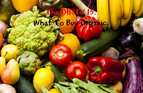 Earth Week Green Tips: What to Buy Organic and How to Make Stock