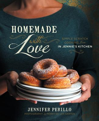 Homemade with Love – a Beautiful Cookbook from a Beautiful Cook