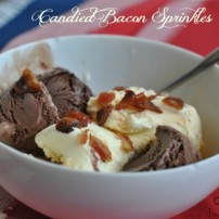 Candied Bacon Sprinkles
