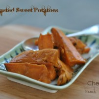 Soy Glazed Roasted Sweet Potatoes and a New Approach to Feeding Picky Eaters
