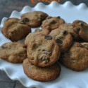 Candied Bacon Chocolate Chip Cookies: a Marriage Made in Heaven