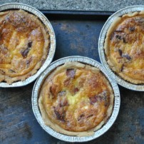 Quiche Lorraine: Bacon, Swiss and Picnic Bliss