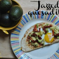 Jazzed Up Quesadillas and More With Avocado Love
