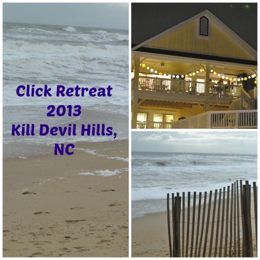 Click Retreat Collage