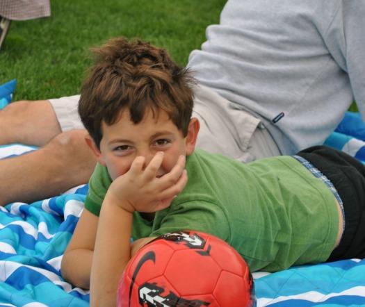Jack Soccer Smiles