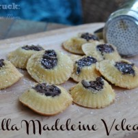 Nutella Madeleine Volcanoes
