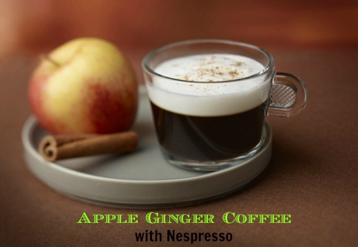 apple spiced coffee