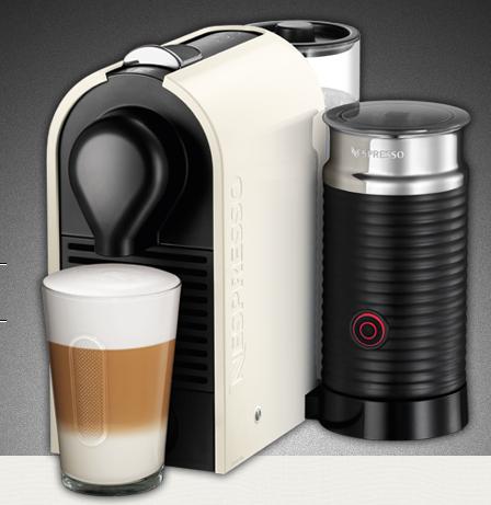 Nespresso UMilk Machine