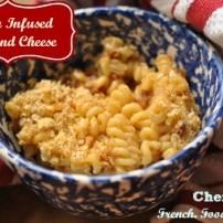Bacon Infused Macaroni and Cheese To Please the Pickiest Eaters