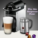 a Tasteful Nespresso Holiday Giveaway