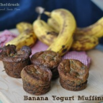 Banana Yogurt Muffins: Homemade Breakfast for Endless Snow Days