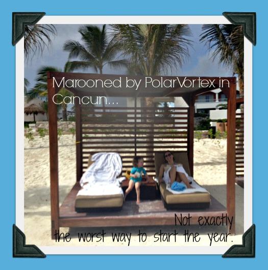 Cancun Maroon