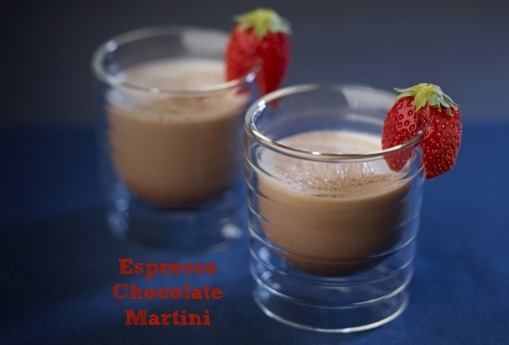 Espresso Chocolate Martini