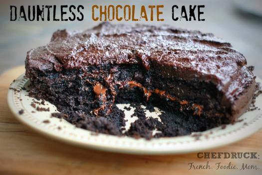 Dauntless Chocolate Cake