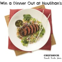 Houlihan's #SoEatingThis Giveaway