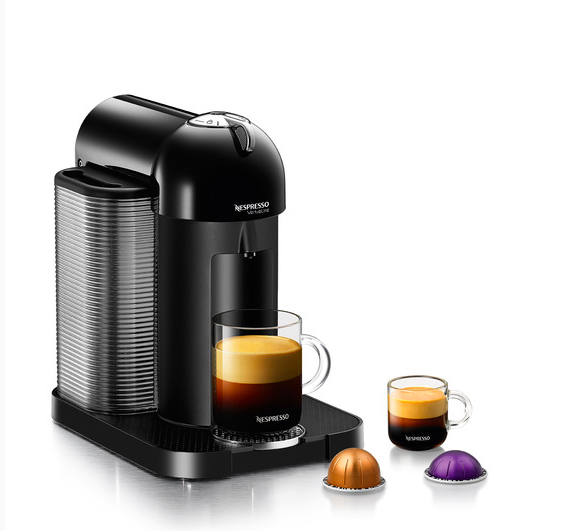 the Nespresso Vertuoline Coffee Machine: a Review