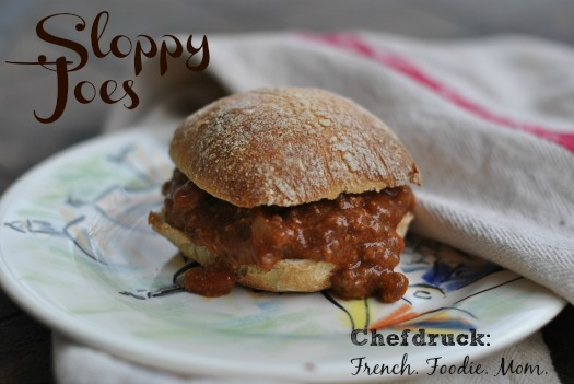 Sloppy Joes for 60